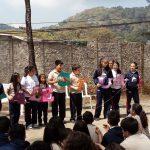 CREA y Editorial Cultura brindan acercamiento con la lectura y la literatura a alumnos de colegio en San Lucas Sacatepéquez_101454