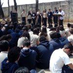 CREA y Editorial Cultura brindan acercamiento con la lectura y la literatura a alumnos de colegio en San Lucas Sacatepéquez_102357