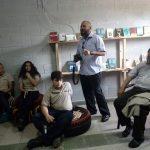 CREA y Editorial Cultura brindan acercamiento con la lectura y la literatura a alumnos de colegio en San Lucas Sacatepéquez_110022