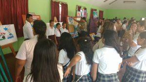 Centro Cultural de Escuintla se une a la celebración del Día Internacional del Libro y los Derechos de Autor