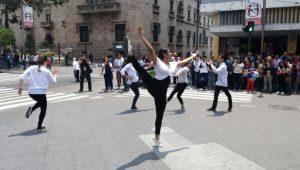 Festival danza y moviemiento en las calles