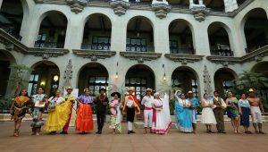 Folclor latinoamericano se luce en jornada de baile en parejas del Festival Danza y Movimiento1