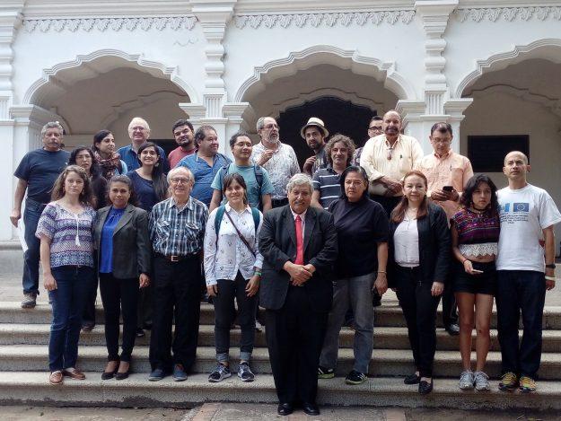 Primer Encuentro de Memoria Audiovisual de Guatemala