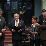 Felipe de Jesús Ortega Iriarte es reconocido como Mensajero de la Paz736