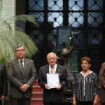 Felipe de Jesús Ortega Iriarte es reconocido como Mensajero de la Paz746