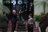 Felipe de Jesús Ortega Iriarte es reconocido como Mensajero de la PazA1701