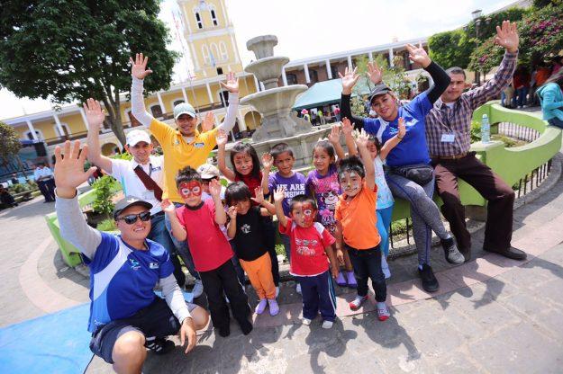 Festival de las Cultura y el DEPORTE SEGUNDO DIAS