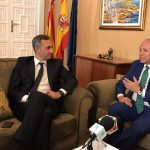 reunión bilateral en Alicante, España