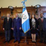 Autoridades Ministerio de Cultura y Deportes 2017