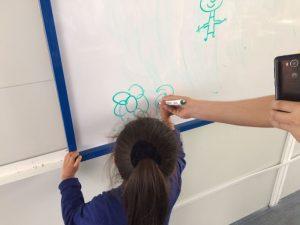 MCD realiza actividades para dar a conocer aulas modulares_1