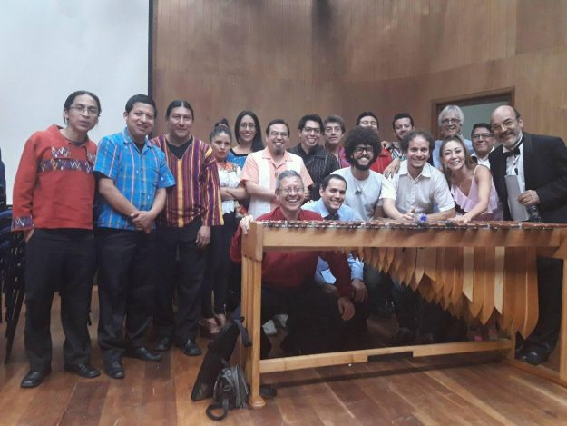 Marimba de Concierto de Bellas Artes en Colombia_1