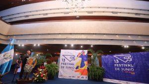 inauguracion 13 festival de junio