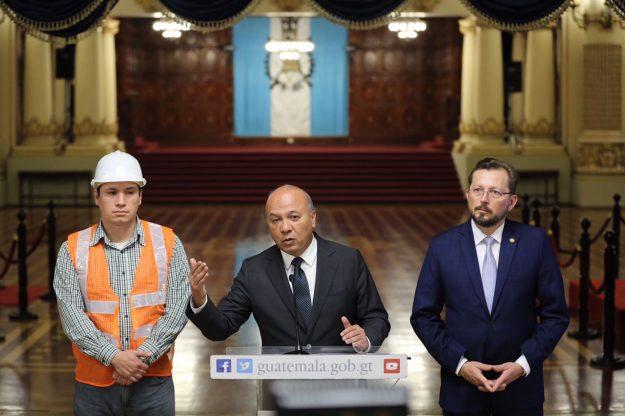 informe de daños al palacio nacional sismo 22 de junio