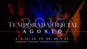Ballet Nacional de Guatemala temporada oficial agosto 2017 3