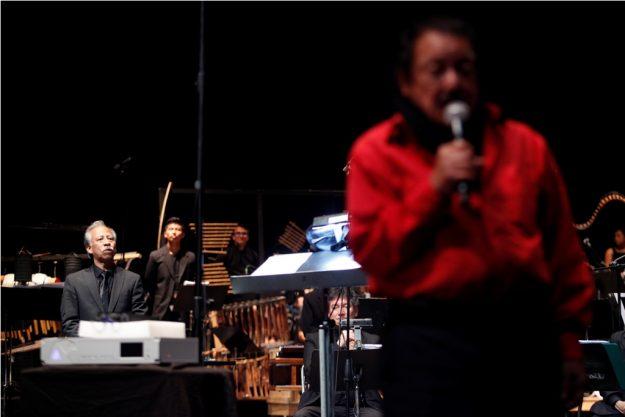 Julio Santos, Maestro Joaquín Orellana