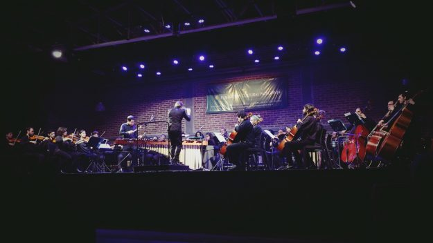 marimba de bellas artes de gira