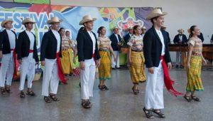 Ballet Moderno y Folklórico festival del centro historico 2017 1