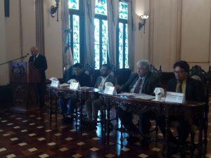 Festival de Poesía en quetzaltenango