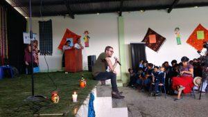 Festival de poesia en quetzaltenango 1