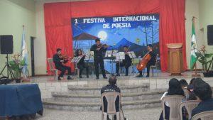 Festival de poesia en quetzaltenango
