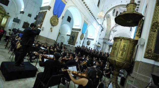 Festival del Centro Histórico celebra cierre de su 20 edición 1
