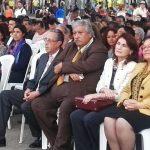 Inauguración del Festival del Centro Histórico 1