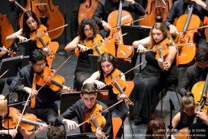 Joven Orquesta Nacional de España (JONDE) 2