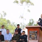 Ministro chea y presidente Morales entregan implementos en ixchiguan san marcos 1
