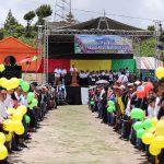 Ministro chea y presidente Morales entregan implementos en ixchiguan san marcos 4 7
