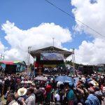 Ministro chea y presidente Morales entregan implementos en ixchiguan san marcos 8