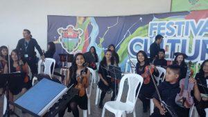 Orquesta Juvenil de la Escuela de Marimba de Santa Ana 1