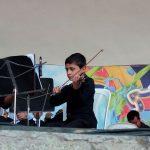 Orquesta Juvenil de la Escuela de Marimba de Santa Ana 11