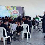 Orquesta Juvenil de la Escuela de Marimba de Santa Ana