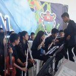 Orquesta Juvenil de la Escuela de Marimba de Santa Ana 3
