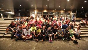 Piratas del ciclismo visitan el CCMAA