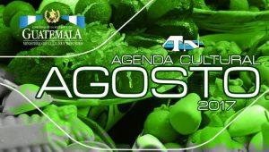 agenda CCMAA AGOSTO 2017