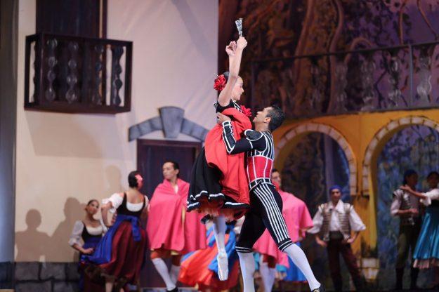 don quijote ballet nacional de Guatemala temporada oficial 2017
