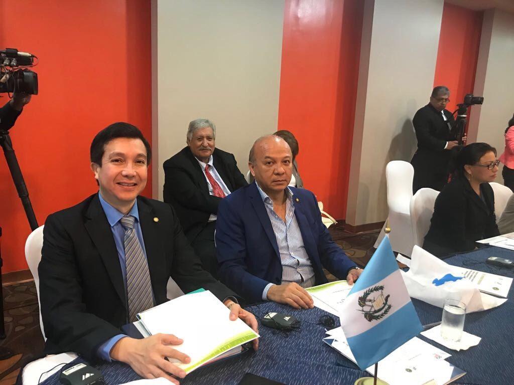 38 Reunión Ordinaria de CECC-SICA en Panamá 1