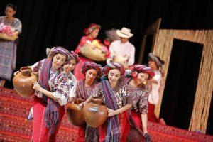 Ballet Moderno y Folklórico Nac