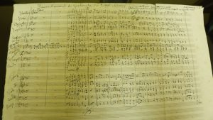 Partituras Himno Nacional de Guatemala