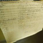 Partituras Originales Himno Nacional de Guatemala 1