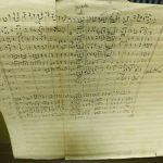 Partituras Originales Himno Nacional de Guatemala 4