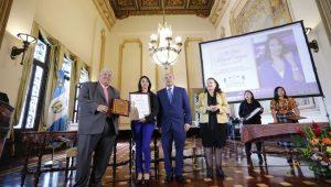 Premio Nacional de Periodismo Cultural 2017
