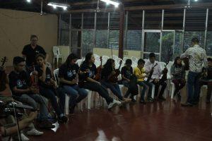Trifinio reúne el talento de niños de Guatemala 1
