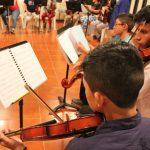 Trifinio reúne el talento de niños de Guatemala 2