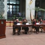 Oratorio El Mesías y la Asociación Civil Arte por la Educación realiza Cambio de la Rosa de la Paz 1