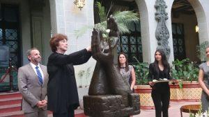 Oratorio El Mesías y la Asociación Civil Arte por la Educación realiza Cambio de la Rosa de la Paz