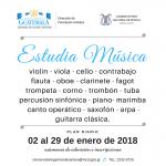 examenes de admision conservatorio nacional de música 2