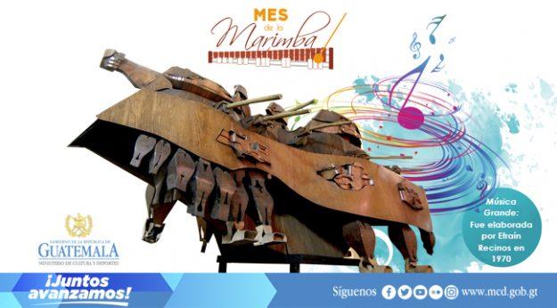 Banner marimba