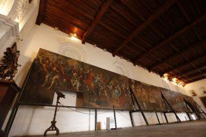 reunión de expertos latinoamericanos en Patrimonio Mundial 1